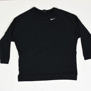 Nike Dri-Fit Regular XL Black   Sweater Polyester